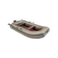 Лодка гребная GAVIAL 280НТ Слань 1,5м